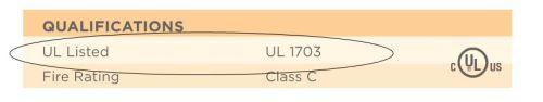 certificado granizo