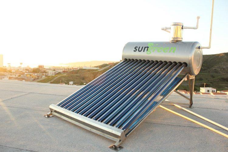 Placas solares para calentar agua stunning no debe for Placas solares para calentar agua