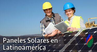 Paneles Solares en Latinoamérica