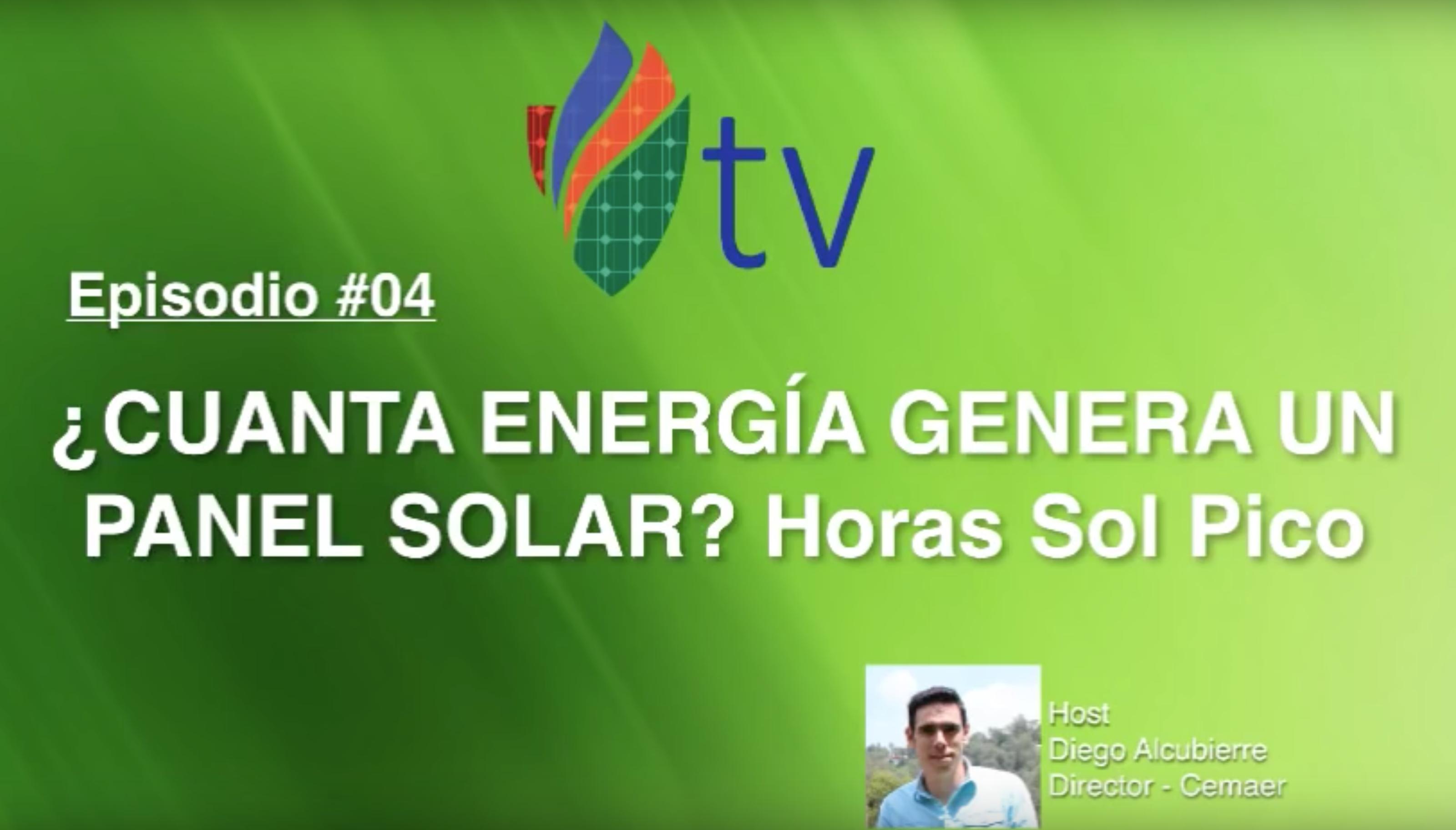 Cuanto mide un panel solar fotovoltaico 2