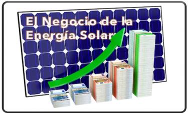 Negocio de Energía Solar – En dónde está el DINERO