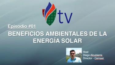 Beneficios Ambientales de la Energía Solar