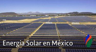Energía Solar en México