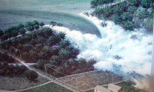 Energía hidroeléctrica South-Fork