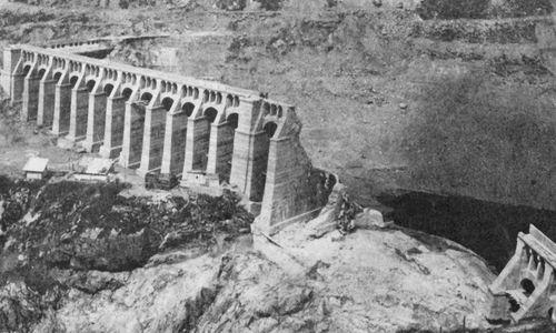 Energía hidroeléctrica gleno