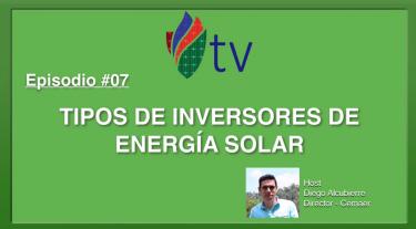 Tipos de Inversores de Energía Solar
