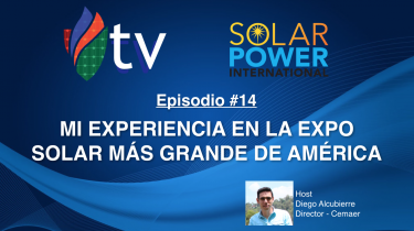 Solar Power International – Lo Que Aprendí