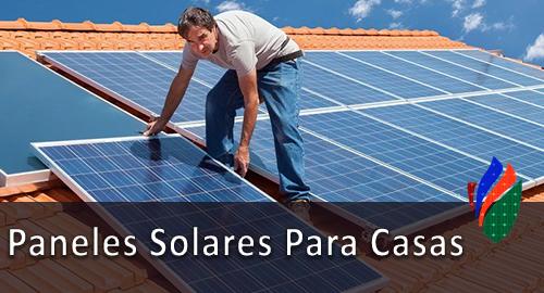 Paneles solares para casas cemaer - Paneles solares para abastecer una casa ...