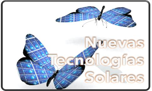nuevas tecnologias de paneles solares