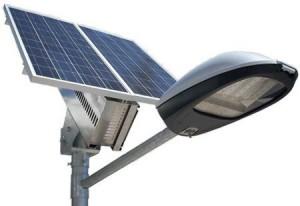 alumbrado publico energia solar