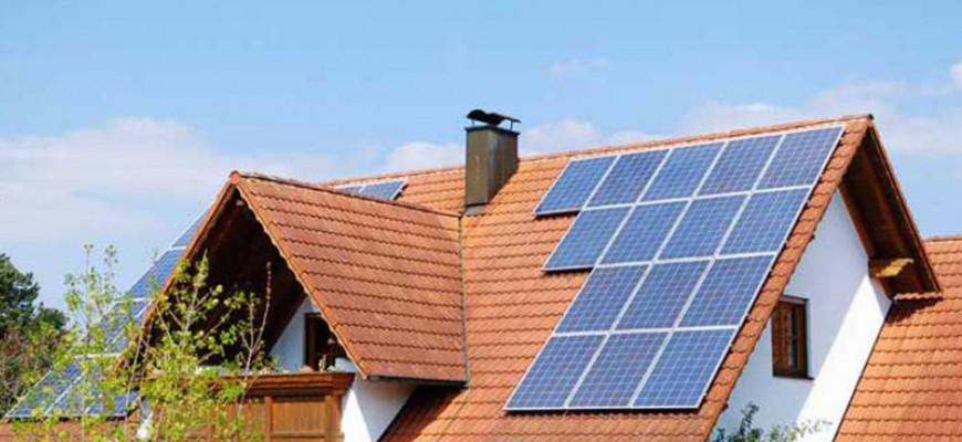 energia solar techo