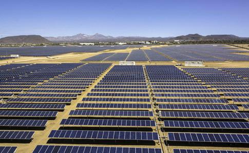 parque solar mexico